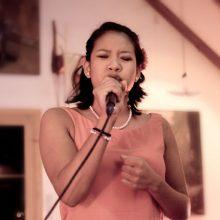 Hochzeitssängerin Larissa Sängerin Hochzeit Wedding Voice