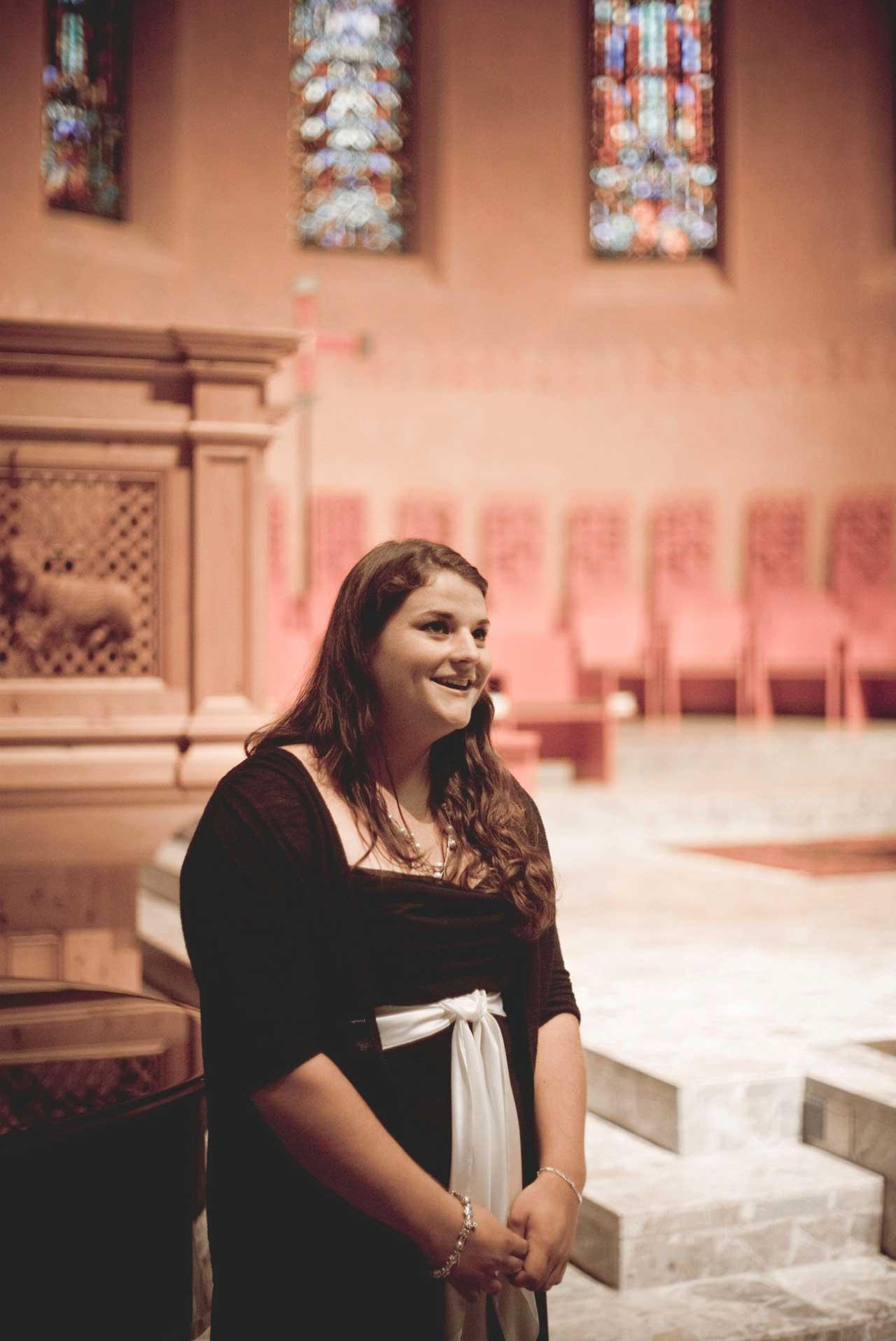 Hochzeit Musik Trauung Sängerin Laura