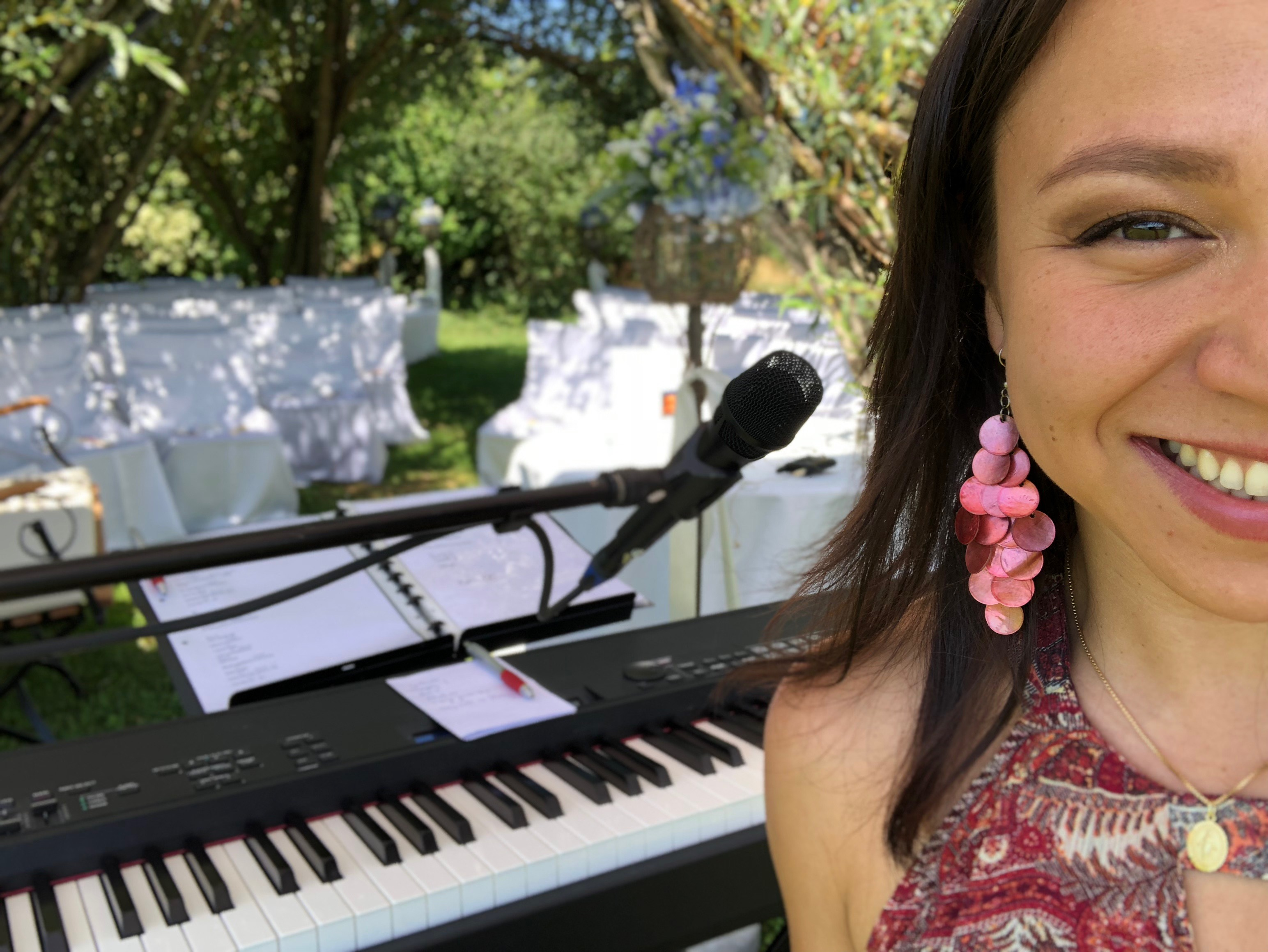 Voice wedding