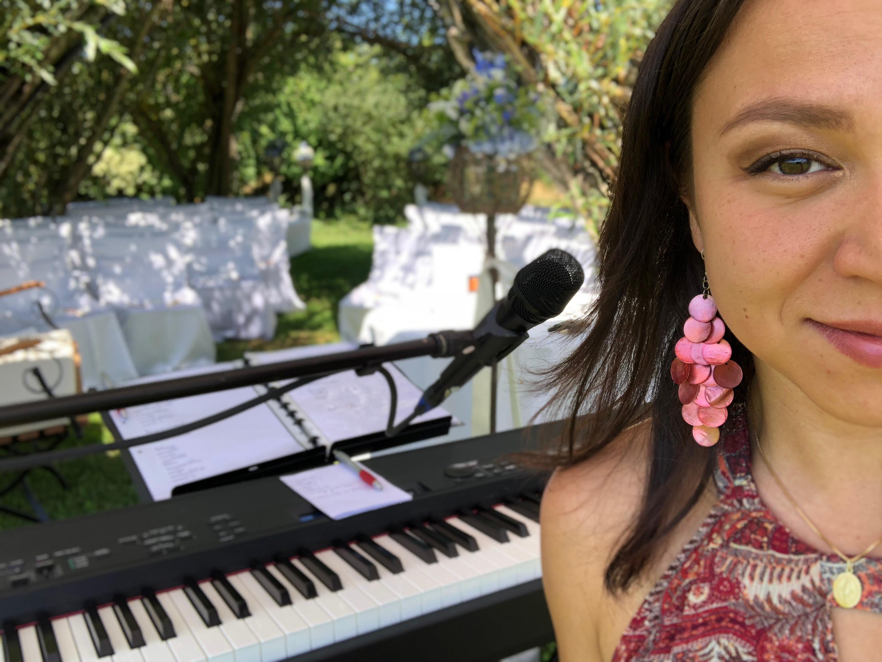 Sängerin Hochzeit Schweiz Jasmin