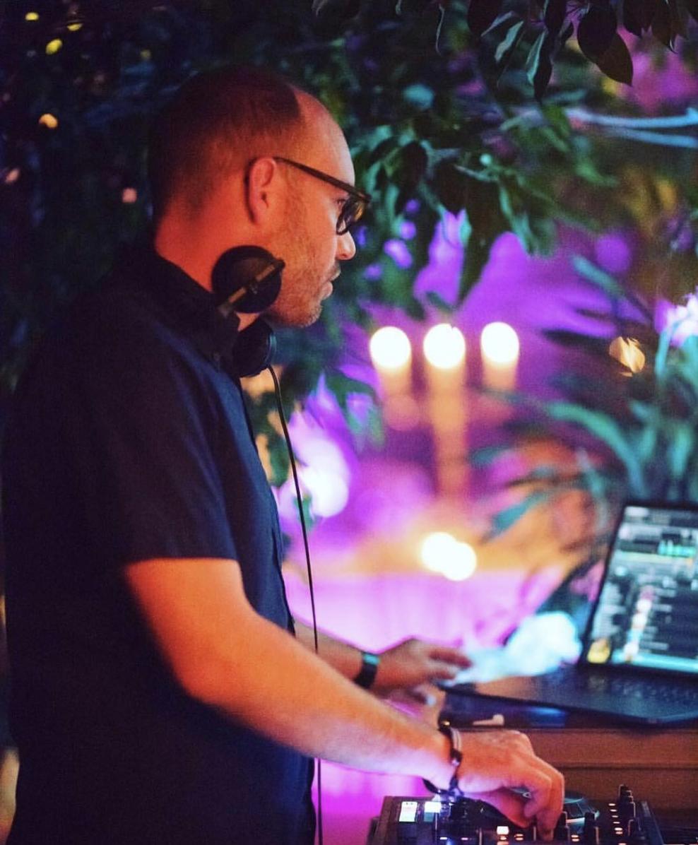 DJ Hochzeit Schweiz mit Dj Luk tropisch