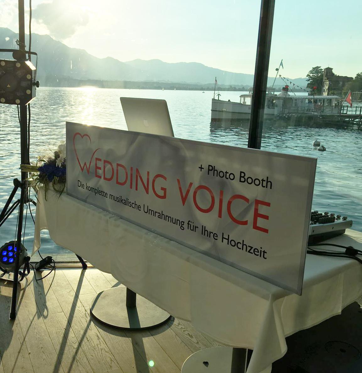 Wedding Voice DJ - Hochzeitsmusik