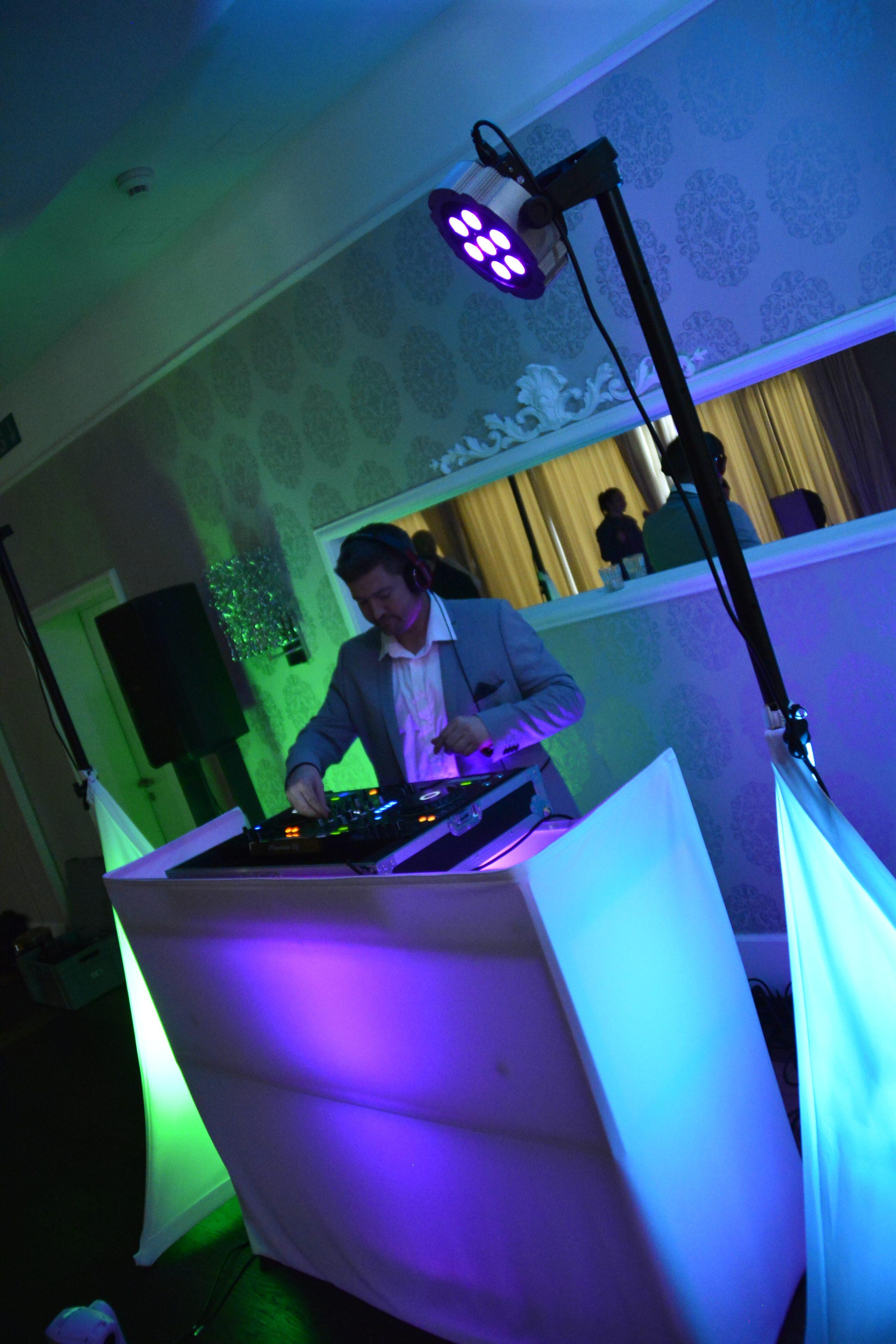 Hochzeit Unterhaltung DJ Beed