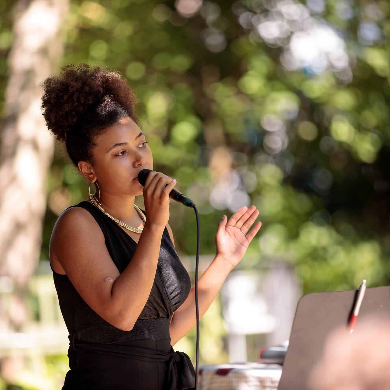 Musik für freie Trauung Schweiz Hochzeitssängerin Nyasha