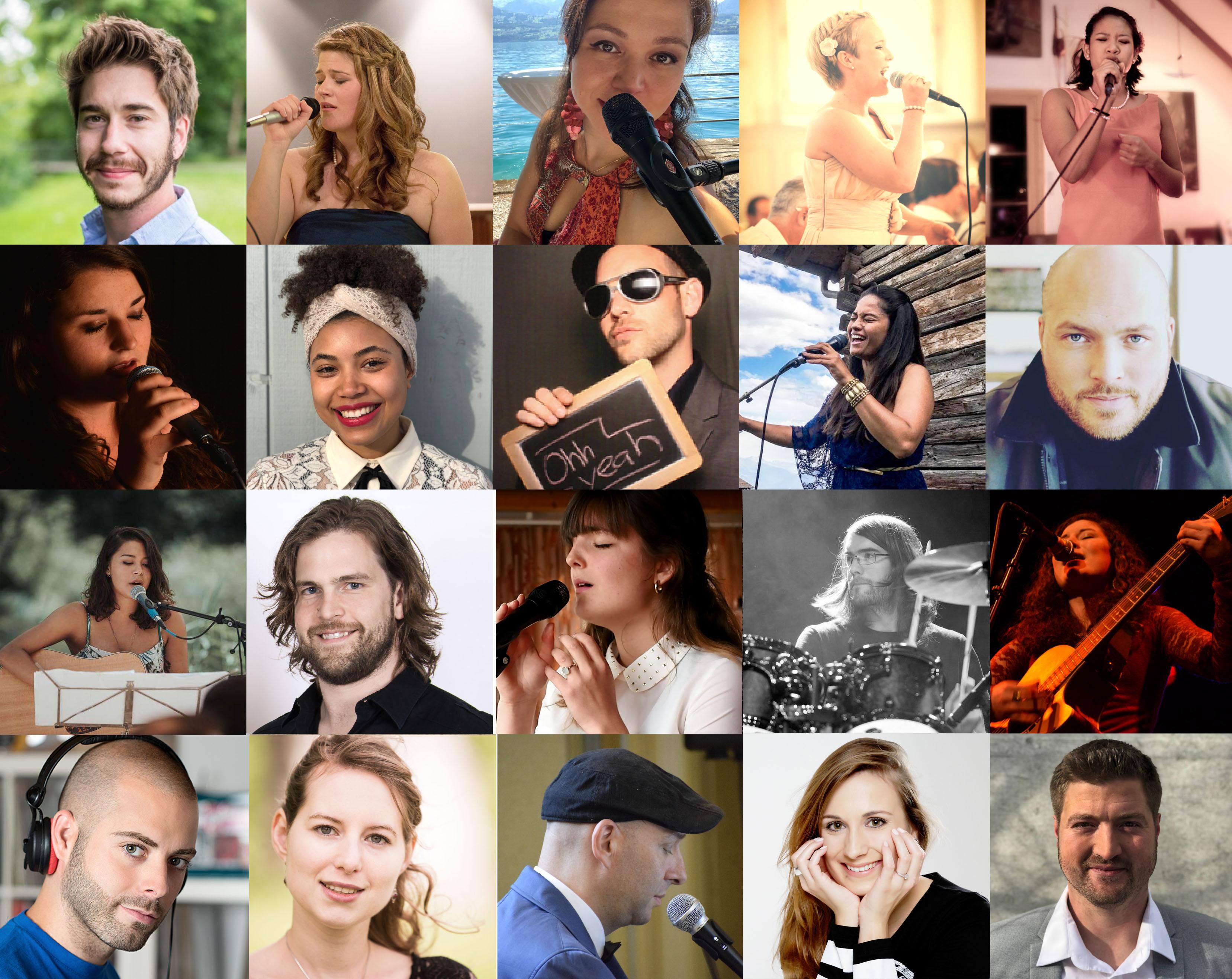 Hochzeit Musik Wedding Voice Schweiz Musiker