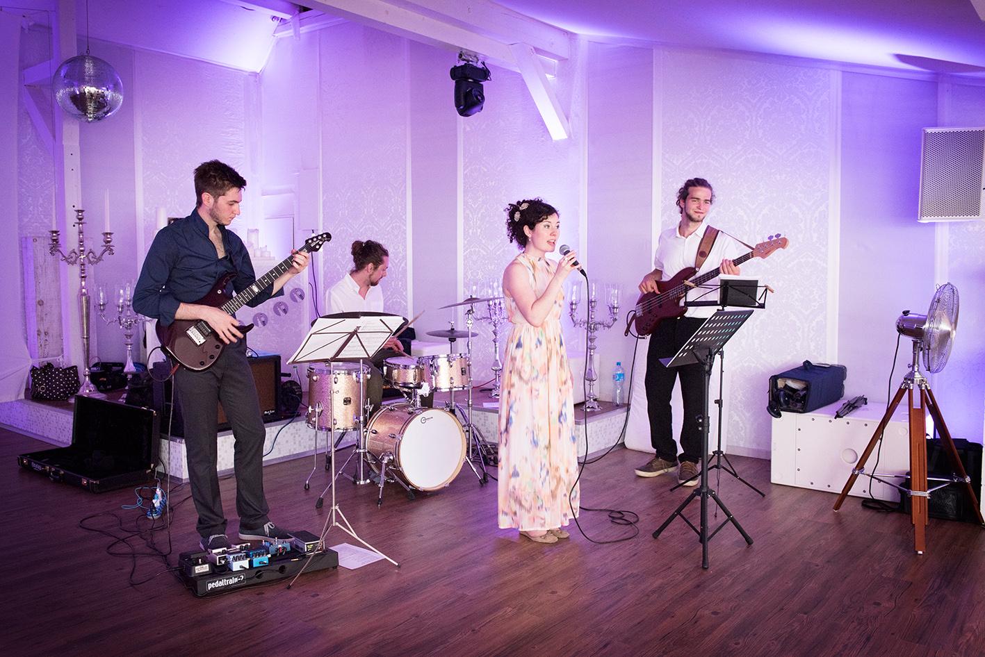 Musik Wedding Voice mit Lea