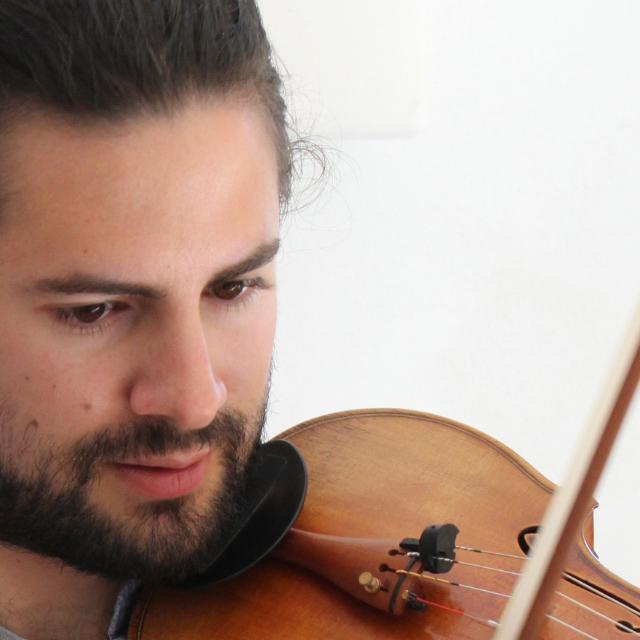 Orchester Geige für Hochzeit