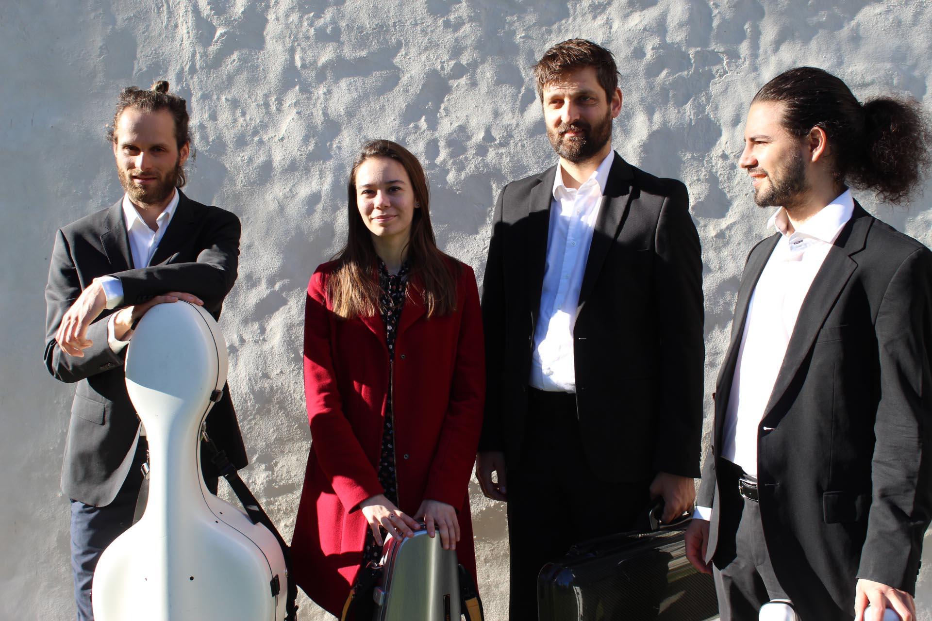 Violinorchester Quartett Schweiz